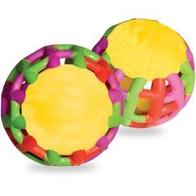 Multi-Color Tangle Matrix Stress Reliever for your School