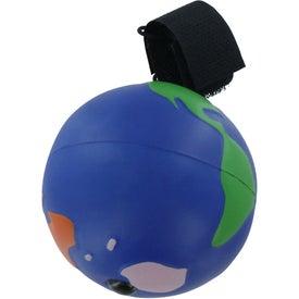 Multicolored Earthball Yo Yo Stress Ball for your School