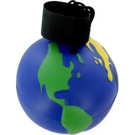 Multicolored Earthball Yo Yo Stress Ball for Your Company