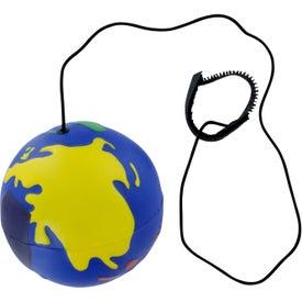 Multicolored Earthball Yo Yo Stress Ball Giveaways