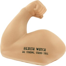 Advertising Muscle Arm Stress Ball