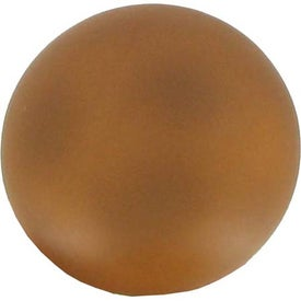 Imprinted Mushroom Stress Ball