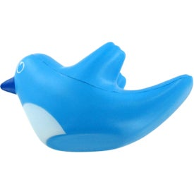 Personalized Networking Bird Stress Ball