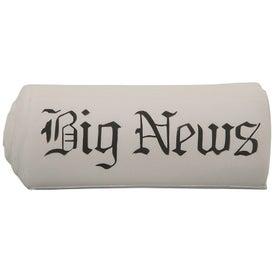 Newspaper Stress Reliever