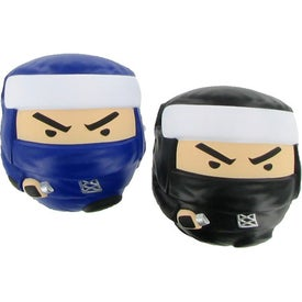 Ninja Stress Balls (QLP Exclusive) from Quality Logo Products®