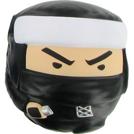 Ninja Stress Balls - QLP EXCLUSIVE Branded with Your Logo