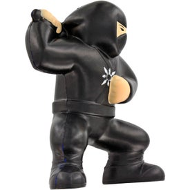 Ninja Stress Ball for Advertising