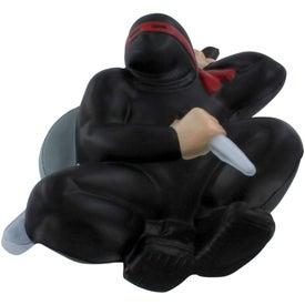 Personalized Ninja Stress Reliever