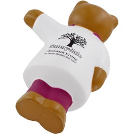 Nurse Bear Stress Ball for your School