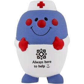 Pill Nurse Stress Ball for Marketing