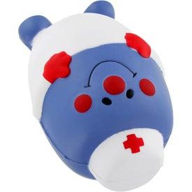 Custom Pill Nurse Stress Ball