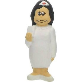 Promotional Nurse Stress Ball