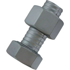 Advertising Nut and Bolt Stress Relievers