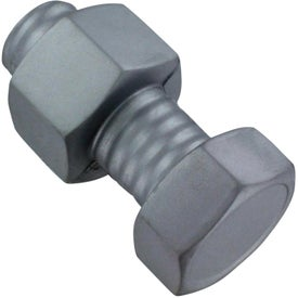 Promotional Nut and Bolt Stress Relievers