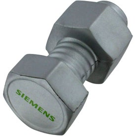 Nut and Bolt Stress Relievers for Customization
