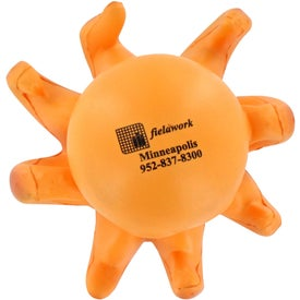 Octopus Stress Ball for Promotion