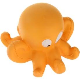 Company Octopus Stress Ball