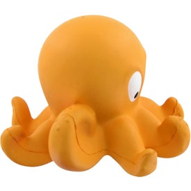 Logo Octopus Stress Toy