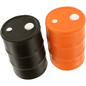 Oil Drum Stress Reliever with Your Logo