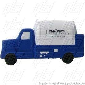 Personalized Gas Truck Stress Ball