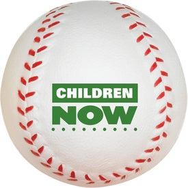 Olympiad Baseball Stress Ball