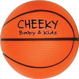 Olympiad Basketball Stress Ball