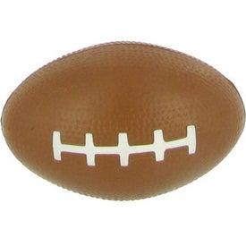 Customized Olympiad Football Stress Ball