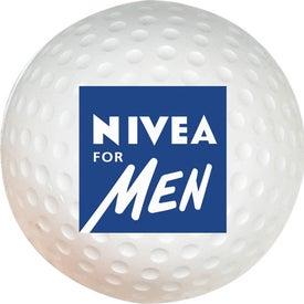 Olympiad Golf Stress Ball