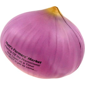 Onion Stress Ball for Your Organization