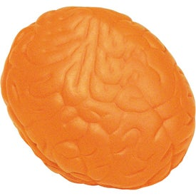Orange Brain Stress Reliever