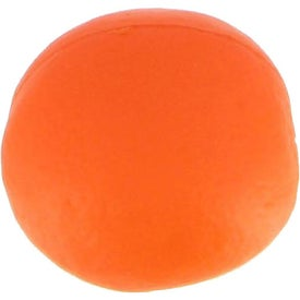 Orange Stress Ball for your School