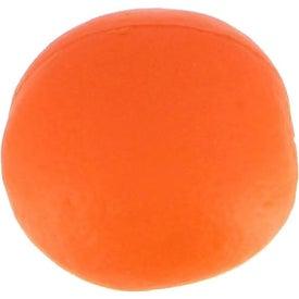 Orange Stress Ball for your School