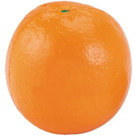 Logo Orange Stress Ball