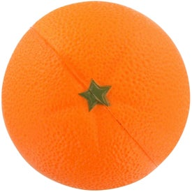 Orange Fruit Stress Ball