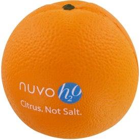 Orange Stress Toy for your School