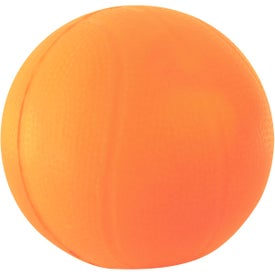 Mood Basketball Stress Reliever with Your Logo