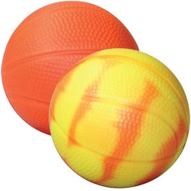 Mood Basketball Stress Reliever for Your Company