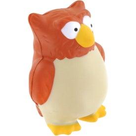 Custom Owl Stress Reliever