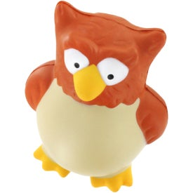 Owl Stress Reliever for Promotion