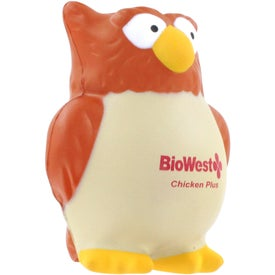 Personalized Owl Stress Reliever