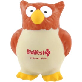 Owl Stress Reliever