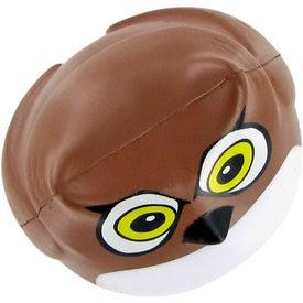 Company Owl Stress Ball