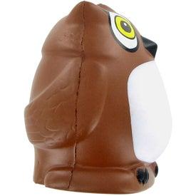 Custom Owl Stress Ball