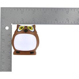 Personalized Owl Stress Ball