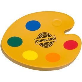 Paint Palette Stress Ball