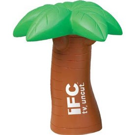 Palm Tree Stress Ball (Economy)