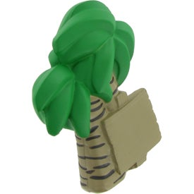 Company Palm Tree Stress Ball