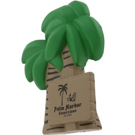 Palm Tree Stress Ball for your School