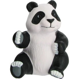 Panda Bear Stress Reliever for Your Company