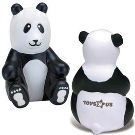 Sitting Panda Stress Ball